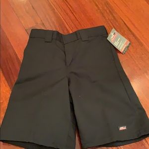 Dickies boys multi pocket shorts
